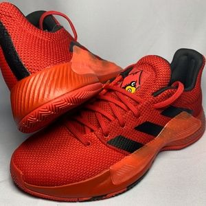 Adidas Cardinals Red Pro Bounce Madness Size 8.5